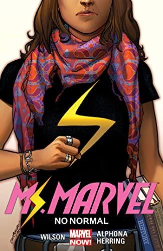 Ms. Marvel Volume 1: No Normal By Adrian Alphona