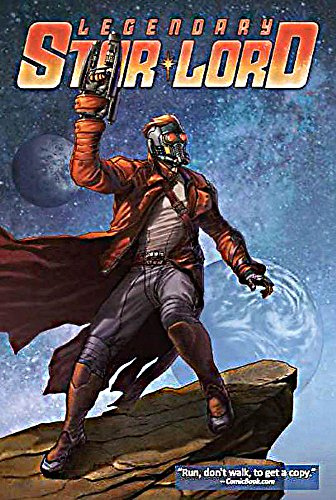 Legendary Star-lord Volume 1: Face It, I Rule By Paco Medina
