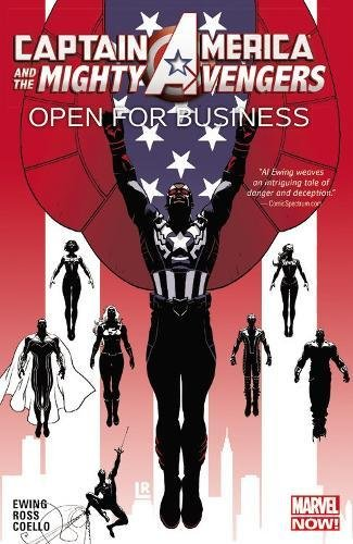 Captain America & The Mighty Avengers Volume 1: Open For Business By Al Ewing
