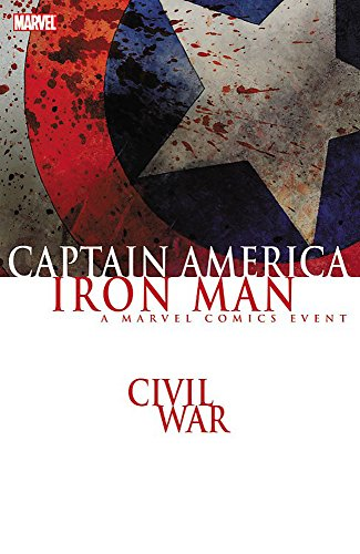 Civil War: Captain America/iron Man By Ed Brubaker