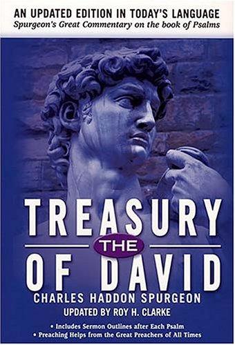 The Treasury of David By C. H. Spurgeon