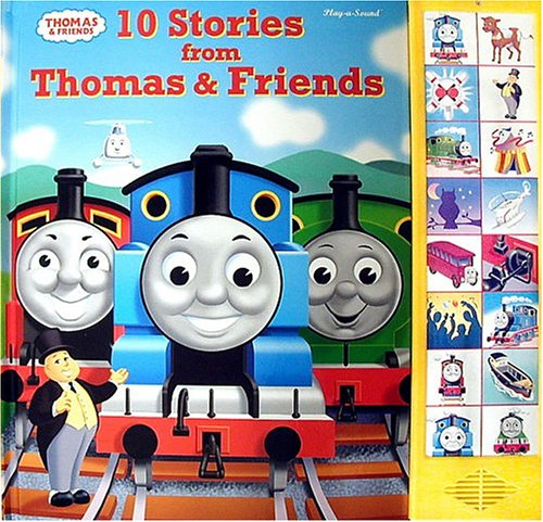 Play a Sound Ten Stories from Thomas & Friends by Unknown Author