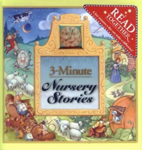 3 Minutes Nursery Stories By n/a