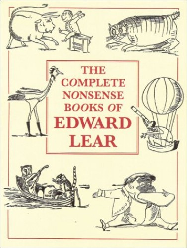 Complete Nonsense Books By Edward Lear