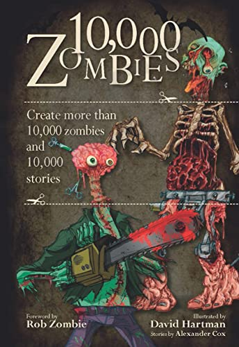 10,000 Zombies By Alexander Cox
