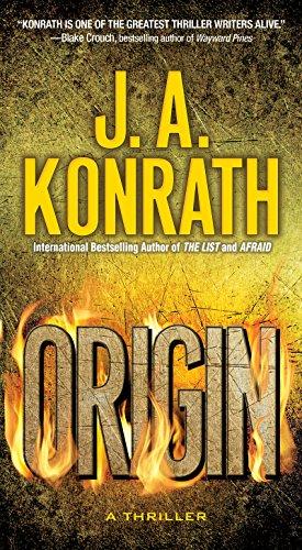 Origin By J A Konrath