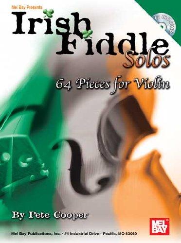 Irish Fiddle Solos By Pete Cooper, Jr.