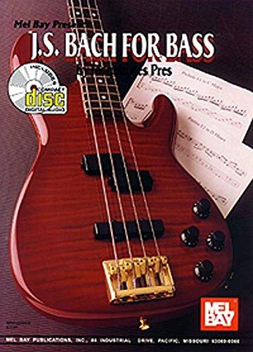 Bach for Bass By Johann Sebastian Bach