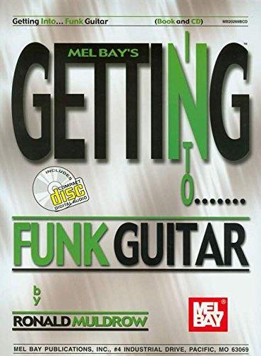 Getting into Funk Guitar von Ronald Muldrow