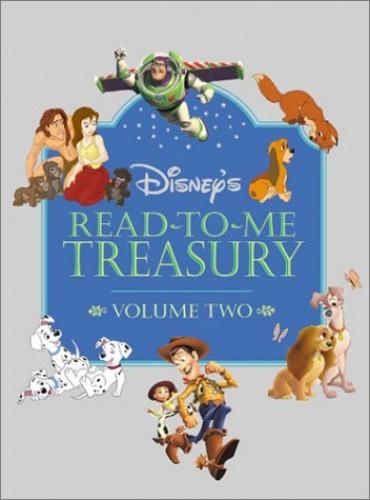 Disney's Read-To-Me Treasury By Disney Book Group