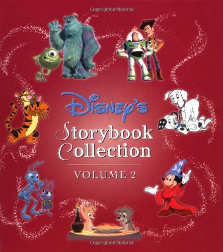 Disney's Storybook Collection By Disney Book Group