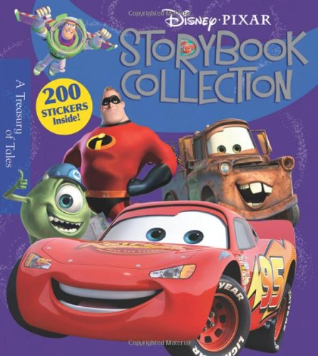 Disney Pixar Storybook Collection By Disney Book Group