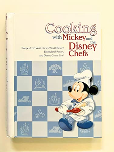 Cooking with Mickey and the Disney Chefs (Wdw Custom Pub) Cooking with Mickey and the Disney Chefs (Wdw Custom Pub) By Pam Brandon