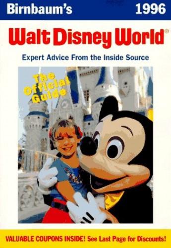 Walt Disney World By Birnbaum Travel Guides
