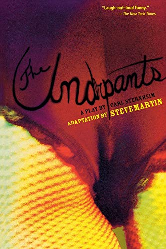 The Underpants By Steve Martin
