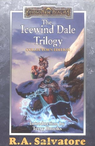 The Icewind Dale Trilogy By Introduction by Terry Brooks
