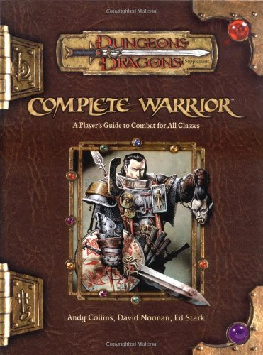 Complete Warrior By Andy Collins