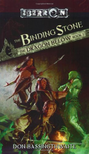 The Dragon Below By Don Bassingthwaite