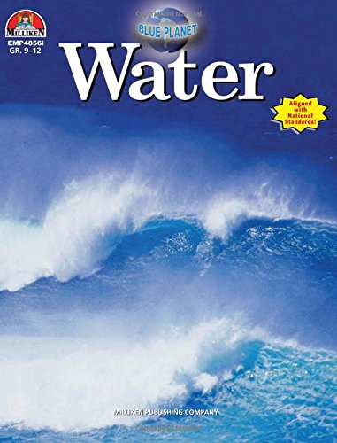 Blue Planet - Water By Gina Hamilton