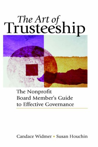 The Art of Trusteeship By Candace Widmer