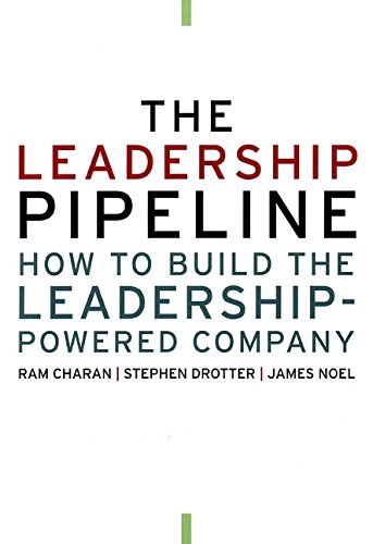 The Leadership Pipeline: How to Build the Leadership Powered Company by Ram Charan