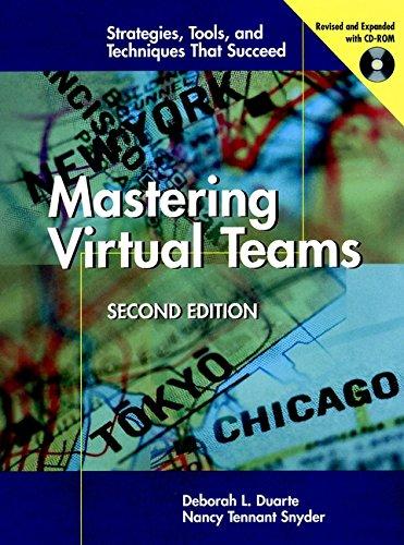 Mastering Virtual Teams By Deborah L. Duarte