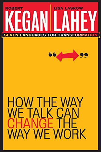 understanding the work of robert kegan