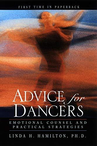 Advice for Dancers By Linda H. Hamilton
