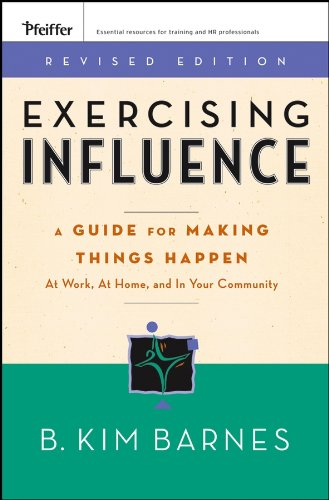 Exercising Influence By B. Kim Barnes