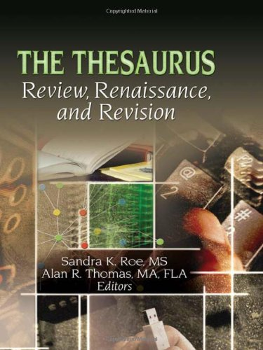 The Thesaurus By Sandra K. Roe