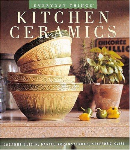 Kitchen Ceramics By Suzanne Slesin