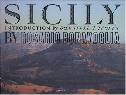 Sicily By Photographs by Rosario Bonavoglia