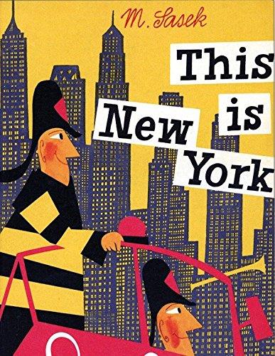 This Is New York von Miroslav Sasek