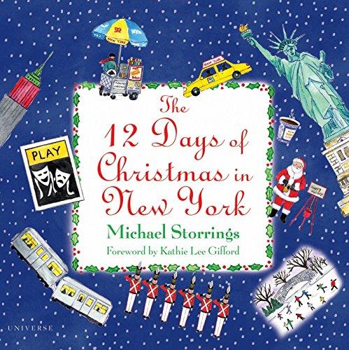 12 Days Christmas New York By Michael Storrings