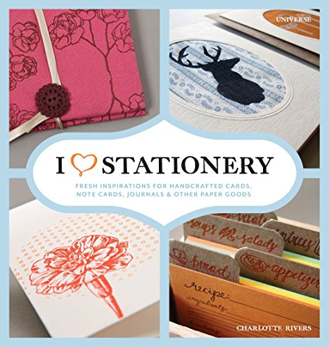 I Heart Stationery By Charlotte Rivers