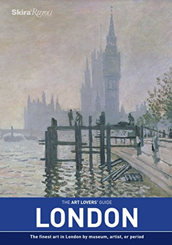 The Art Lovers' Guide: London By Sam Phillips