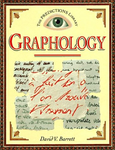Graphology By David V Barrett (Independent Scholar)