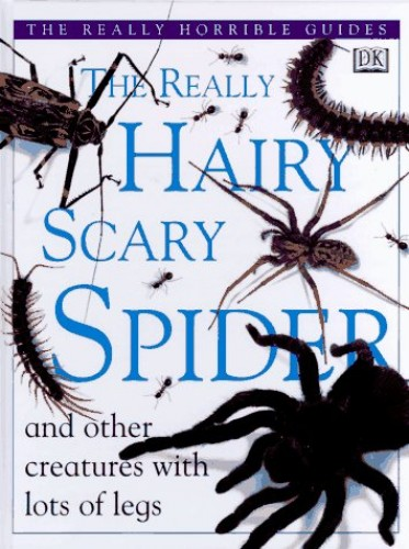 The Really Hairy Scary Spider By Theresa Greenaway