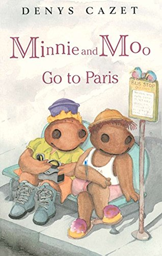 Minnie and Moo Go to Paris By DK