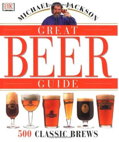 Great Beer Guide By Kindersley Dorling