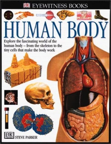 Human Body (DK Eyewitness Books) by Parker, Steve Book The Fast Free Shipping