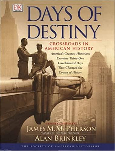 Days of Destiny By James McPberson