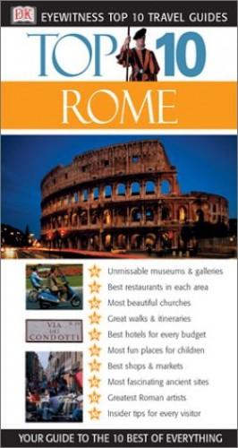 Top 10 Rome By Dorling Kindersley