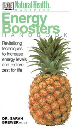 Energy Boosters By Dr Sarah Brewer