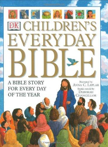 Children's Everyday Bible By Anna C Leplar