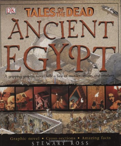 Tales of the Dead Ancient Egypt By Stewart Ross