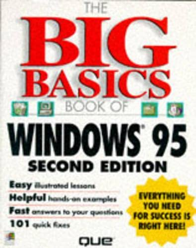 The Big Basics Book of Windows 95 By Jennifer Fulton