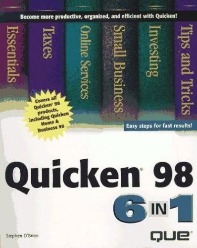 Quicken X 6 in 1 By Linda A. Flanders