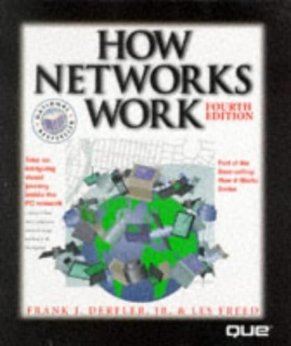 How Networks Work By Frank J. Derfler