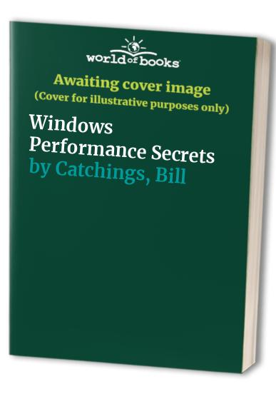 Optimizing Windows Performance by Mark Van Name